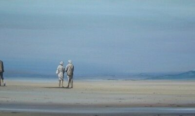 Exhibition July '17 – Silent Shore by Allison Young